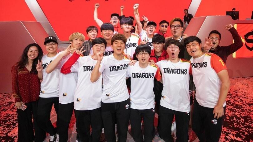Overwatch League: Shanghai Dragons rinascono a nuova gloria