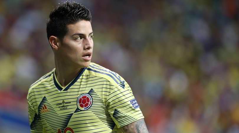 James Rodriguez-Napoli, dentro o fuori: ecco le condizioni del Real Madrid