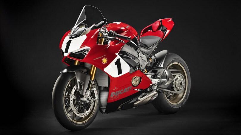 Ducati svela la Panigale V4 25° Anniversario 916 in serie limitata