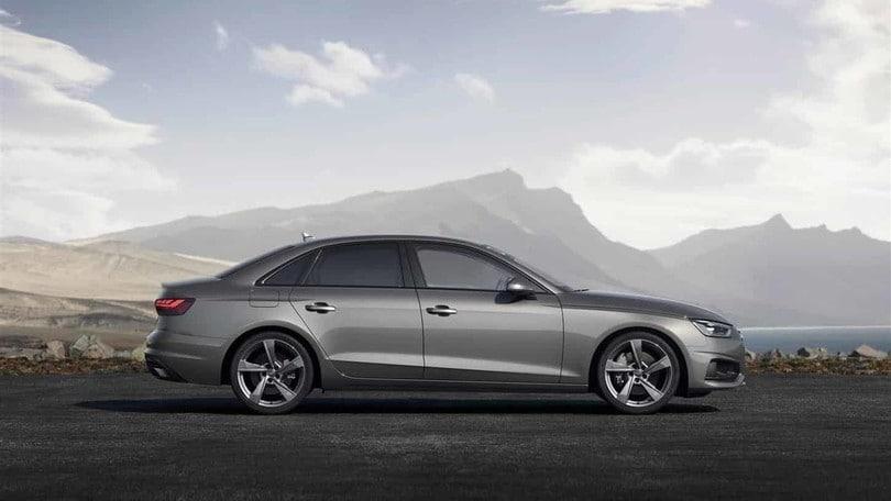 Audi A4 e Audi e-tron, arriva l'optional a tempo