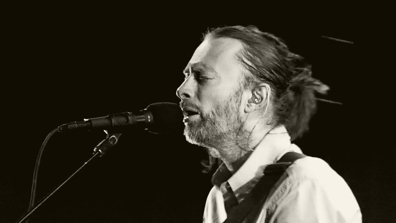 Thom Yorke in concerto a Roma