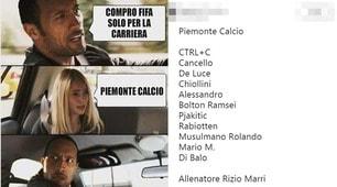 FIFA20, la Juve potrebbe diventare Piemonte Calcio. Il web si scatena