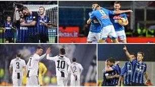 """""""Napoli, Juventus, Inter ed Atalanta tra le 20 migliori squadre del mondo"""""""