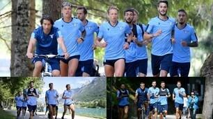 Lazio, di corsa verso la nuova stagione