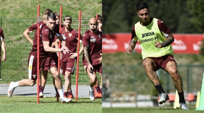 Torino a lavoro, si alza il ritmo in vista dell'Europa League
