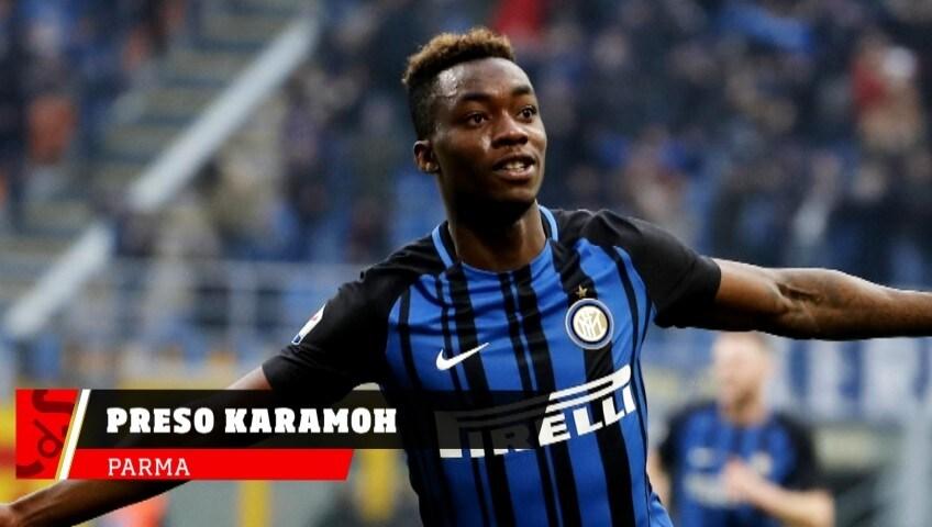 Parma, ufficiale l'acquisto di Karamoh