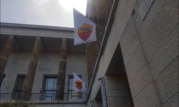 Roma, ufficiale l'acquisto di Mancini