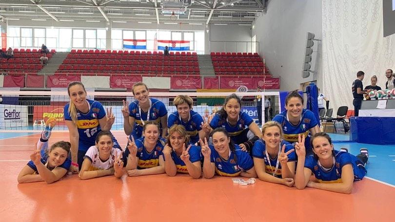 Le Azzurre superano la Finlandia 3-0: domani i quarti di finale