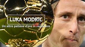 Luka Modric, un altro pallone d'oro in rossonero