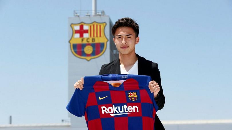 Hiroki Abe, dalla Champions League asiatica al Barcellona