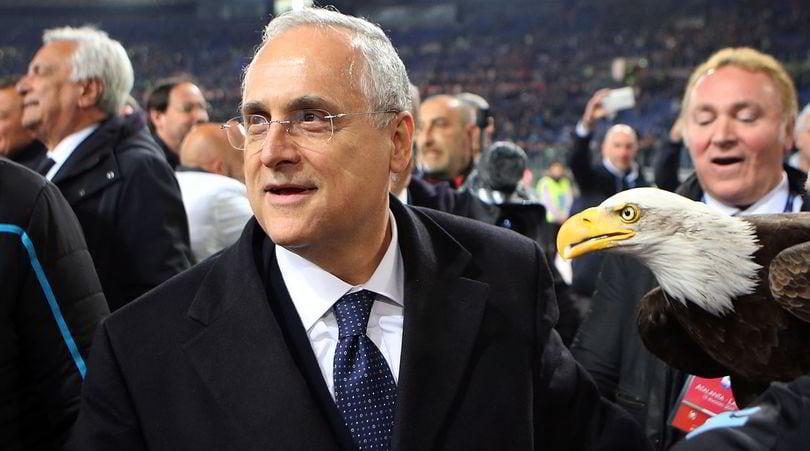"""Lotito esclusivo: """"Lazio più forte con o senza Milinkovic-Savic"""""""