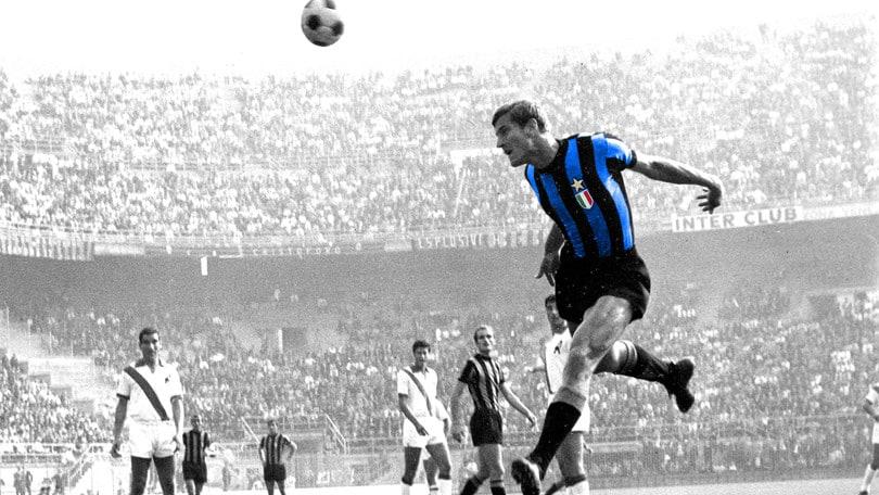 Giacinto Facchetti: il nero e l'azzurro