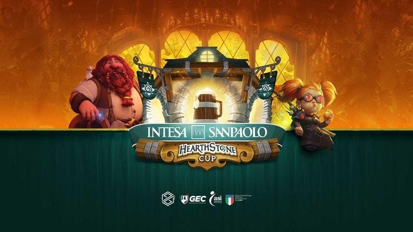 Hearthstone: ritorna l'Intesa San Paolo Cup