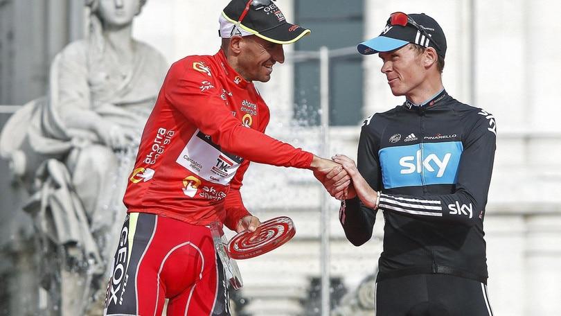 Froome vince a tavolino la Vuelta 2011: Cobo squalificato per doping
