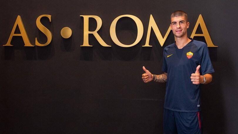 """Roma, Mancini: """"Nessuna pressione, qui per fare il massimo. Fonseca come Gasp"""""""
