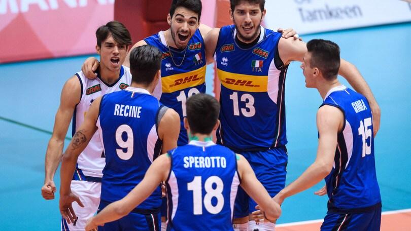 Mondiali U21: l'Italia parte bene, 3-0 al Canada