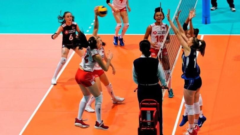 Europei U16: azzurrine sconfitte dalla Turchia