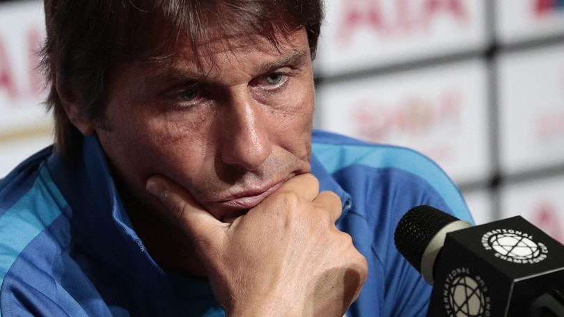 """Conte striglia l'Inter: """"Lukaku? Siamo indietro sul mercato"""""""