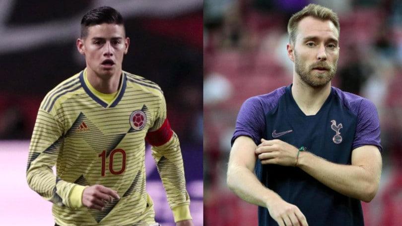 """James Rodriguez al Napoli, l'Atletico Madrid ha pronta l'alternativa"""