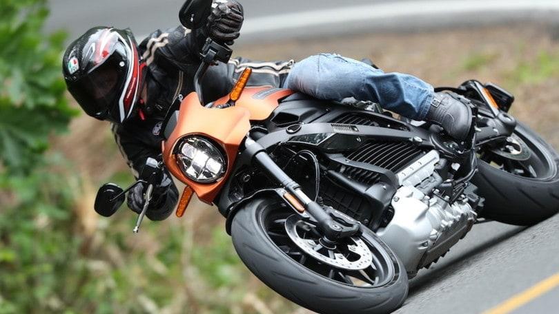Prova Harley-Davidson LiveWire, prestazioni top per l'elettrica