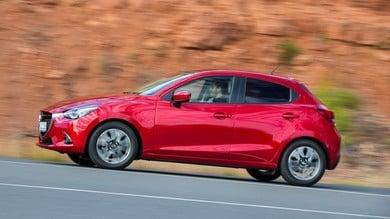 Mazda 2 restyling 2020: FOTO