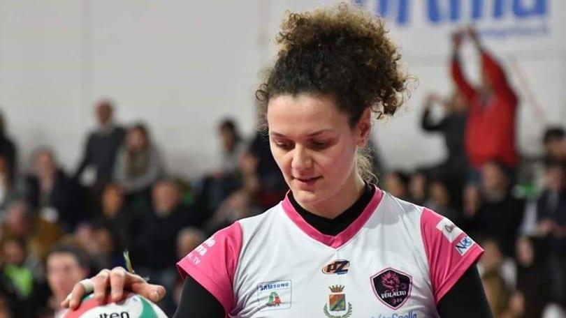 Laura Frigo firma per Cuneo
