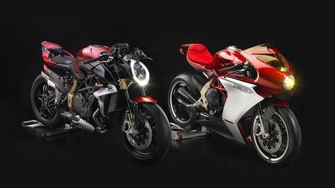 MV Agusta: vanno a ruba le Serie Oro Superveloce 800 e Brutale 1000