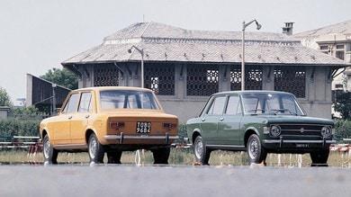 1969 Fiat 128, auto europea più venduta FOTO