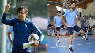 Lazio, Inzaghi mette sotto torchio la squadra tra campo e palestra