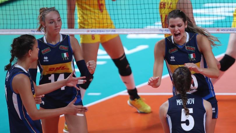 Nazionale Femminile: ultimo raduno ad Alassio prima del torneo di qualificazione olimpica