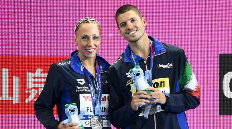 Mondiali nuoto sincronizzato,argento per Flamini-Minisini