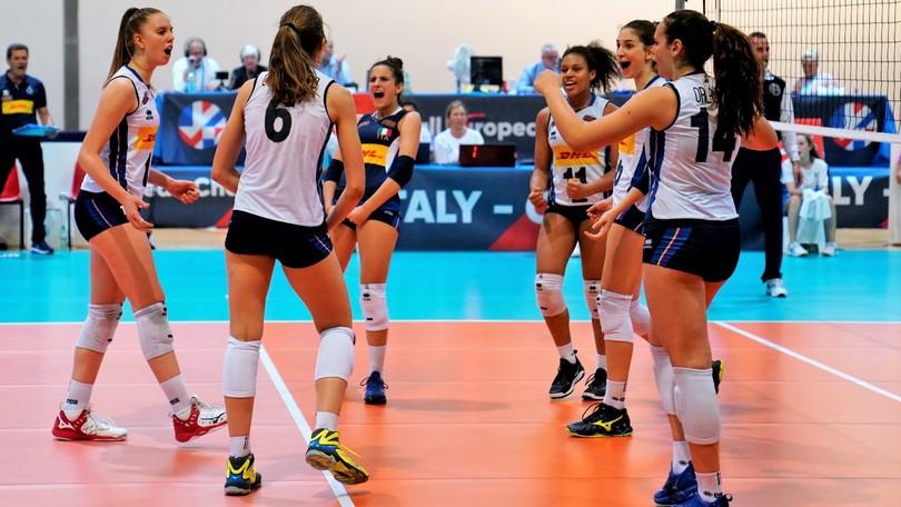 Europei U16: l'Italia è in finale