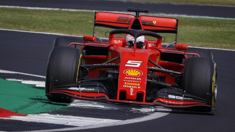 Gp Gran Bretagna, Vettel: