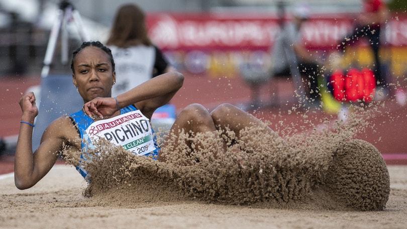 Europei U20, Larissa Iapichino campionessa come mamma Fiona May: oro nel salto in lungo