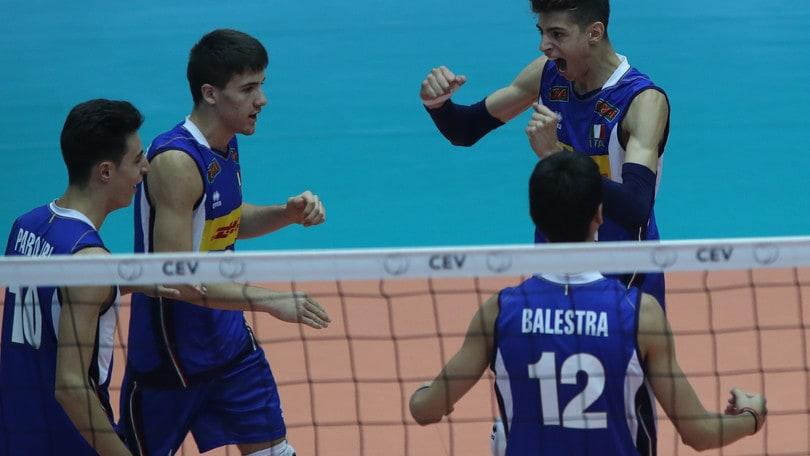 Europei U17: l'Italia chiude al quinto posto
