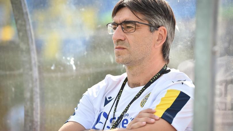 """Verona, il bilancio di Juric: """"C'è ancora da fare, ma siamo sulla buona strada"""""""