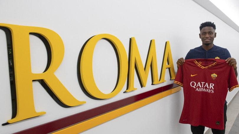 Roma, ecco Diawara: