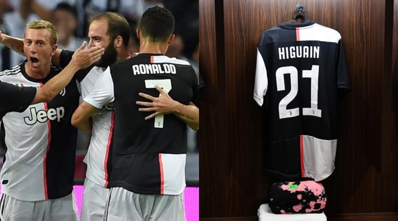 Higuain-Ronaldo, che coppia: Pipita show anche con la 21