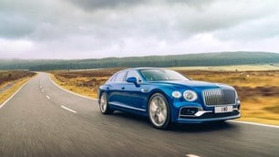 Bentley Flying Spur First Edition: le immagini