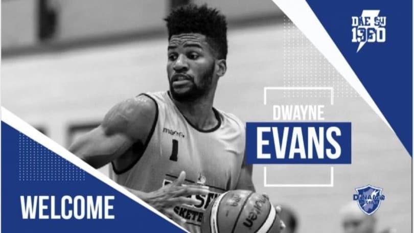 Colpo della Dinamo Sassari, arriva l'americano Dwayne Evans