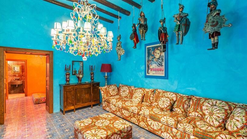 Dolce e Gabbana vendono la villa che ospitò Madonna e Naomi Campbell