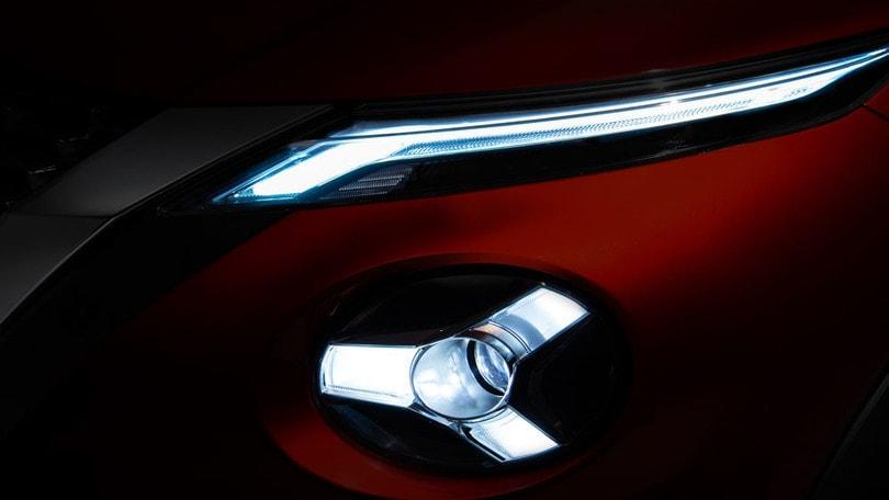 Nuova Nissan Juke: debutto e teaser