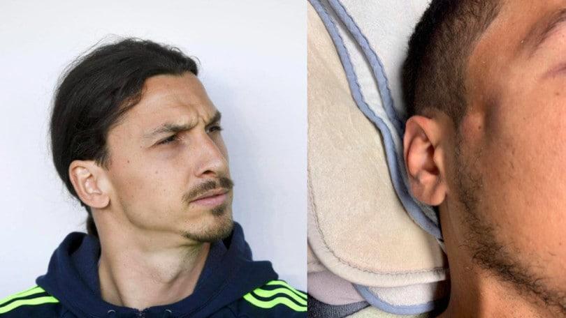 Ibrahimovic, rischio squalifica per gomitata ad avversario