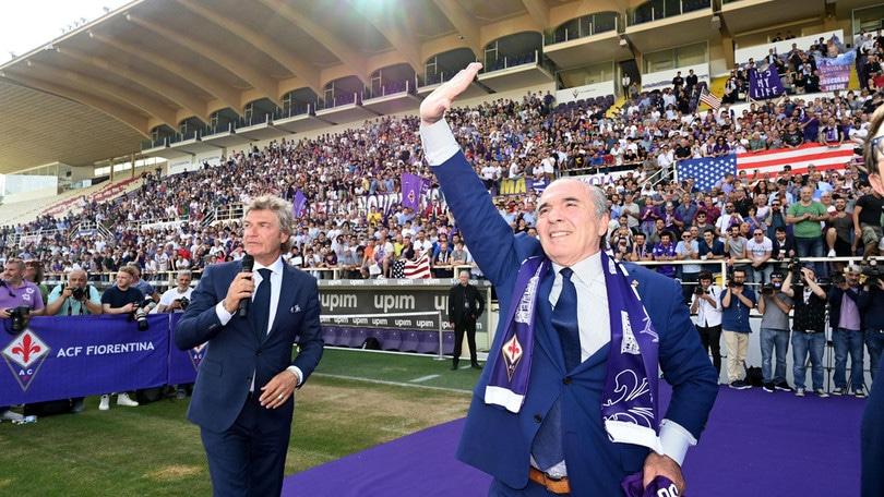 Fiorentina, nuovo sponsor: sarà la Mediacom di Commisso