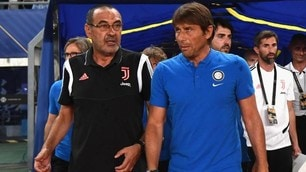 La Juve batte l'Inter ai rigori: Buffon regala il successo a Sarri