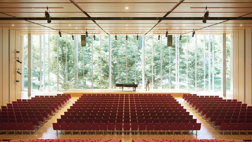 FCA Science Gateway: l'auditorium CERN dedicato a Marchionne