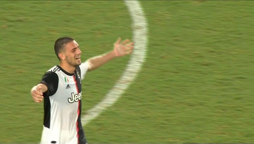 Juventus - Inter 1-1 (5-4 dcr), gol e highlights