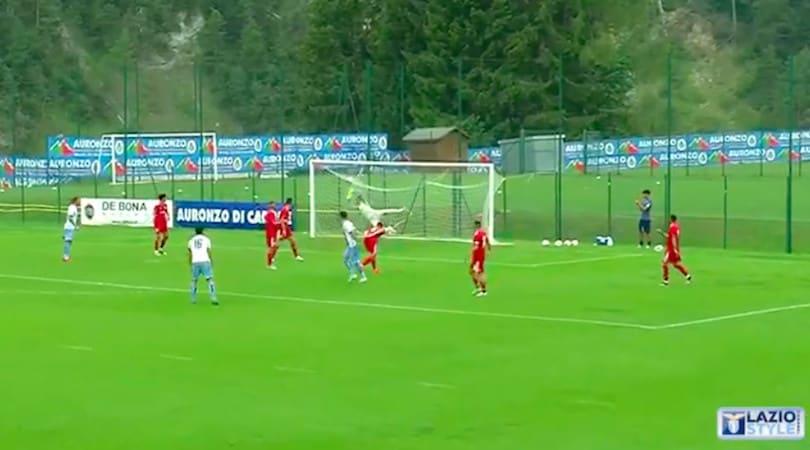 Lazio-Virtus Entella 5-0: gli highlights e i gol della partita