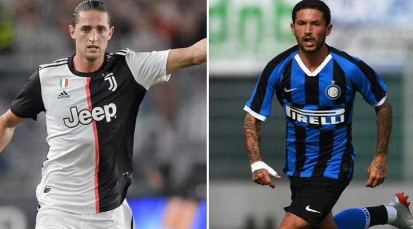 Juve-Inter, le pagelle: Rabiot spaesato, Sensi dà qualità