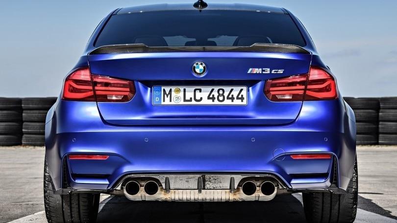 BMW, potrebbe essere spuntata una foto della nuova M3